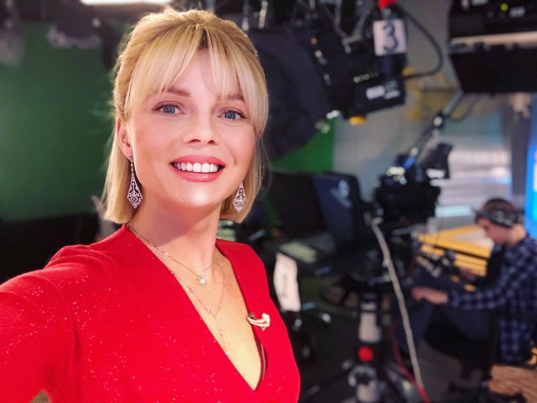 Елена Николаева ведущая «Утро России»: биография, личная жизнь