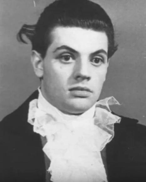 Александр Ширвиндт в молодости