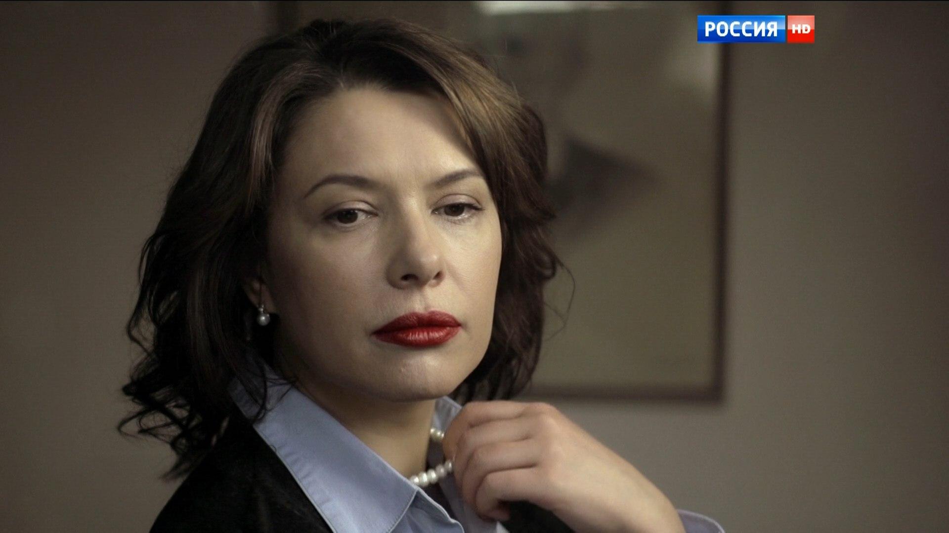 Российская актриса Татьяна Колганова