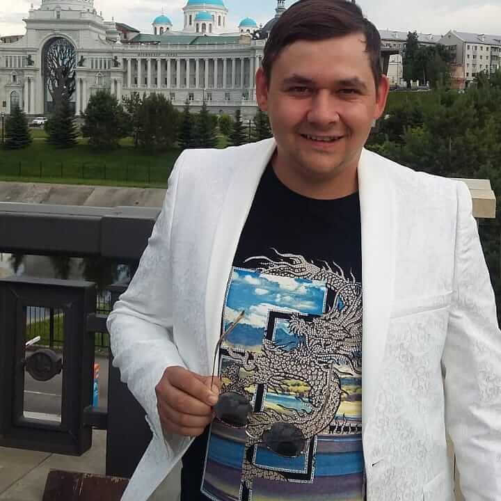 Татарский певец Марат Файрушин, его биография и личная жизнь.
