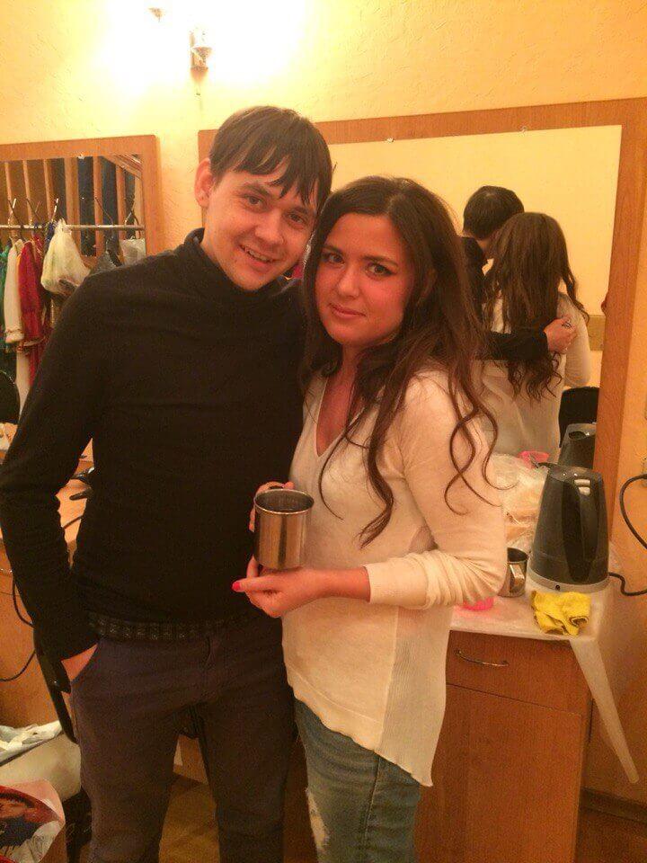 Марат Файрушин с женой Гульназ Шакировой