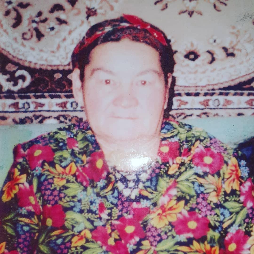Гульфина Хамитова ее мама