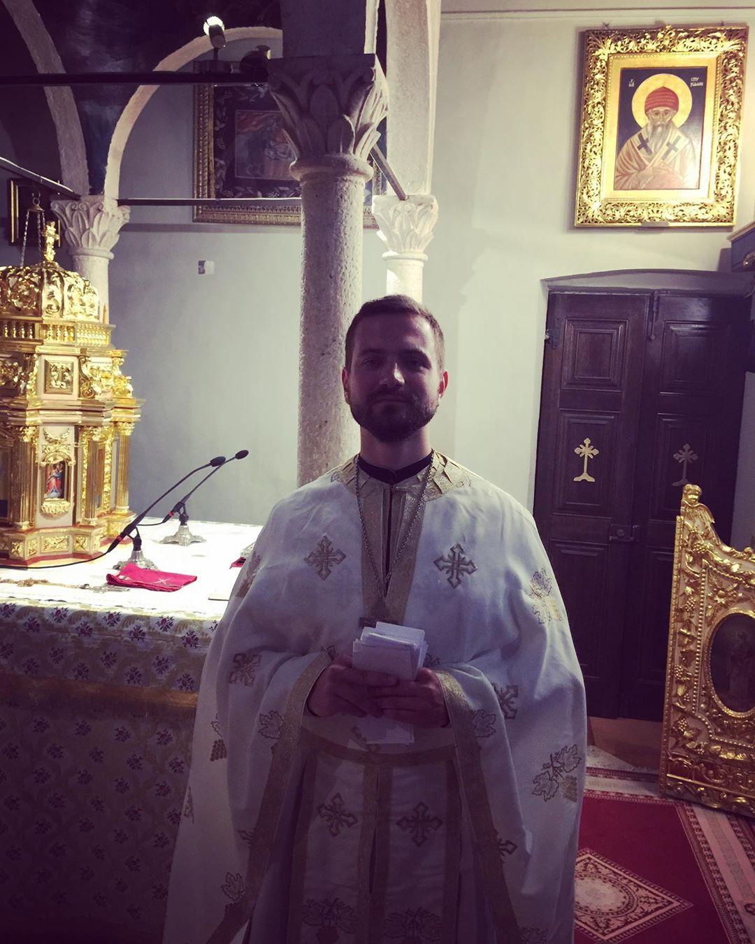 Священник Стахий Колотвин, его биография и личная жизнь.