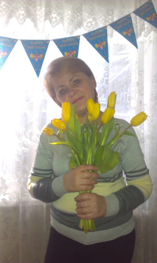 Денис Витрук его мама