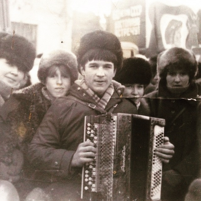 1983 год Валерий Сёмин