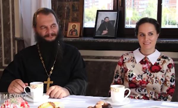 Игорь Фомин с женой