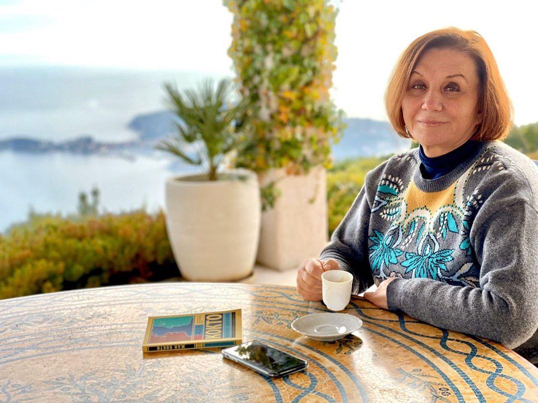 Психолог Марина Мелия: биография, личная жизнь, муж, дети