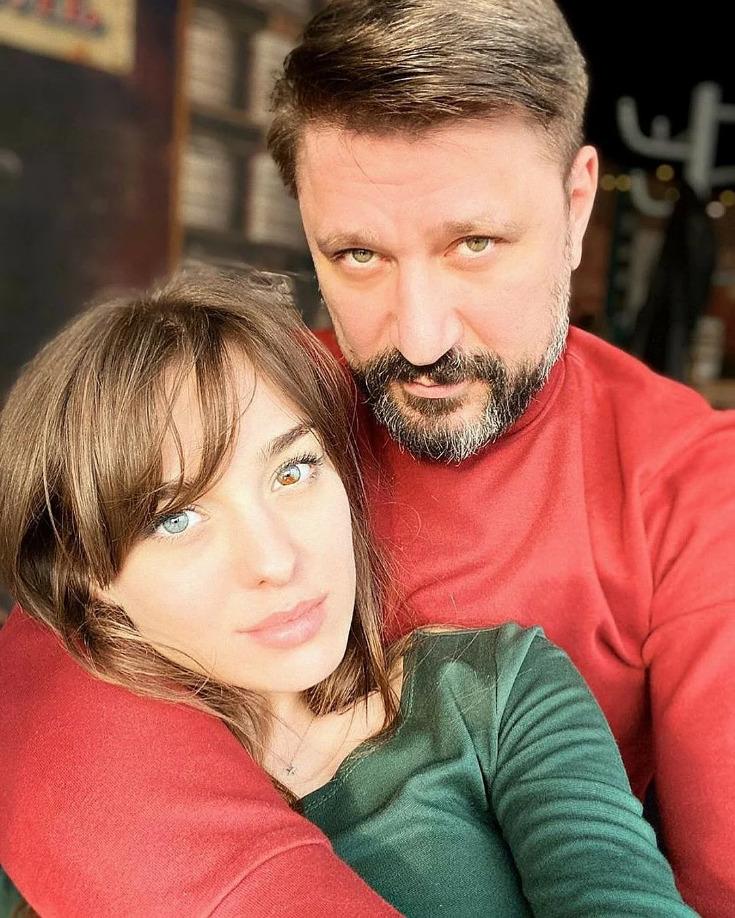 Мария Гуськова и Виктор Логинов