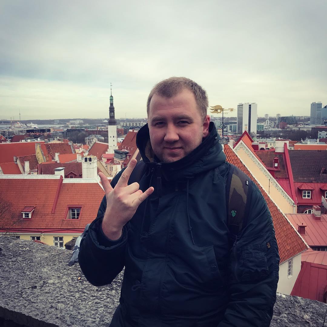 Алексей Грильков: биография блогера