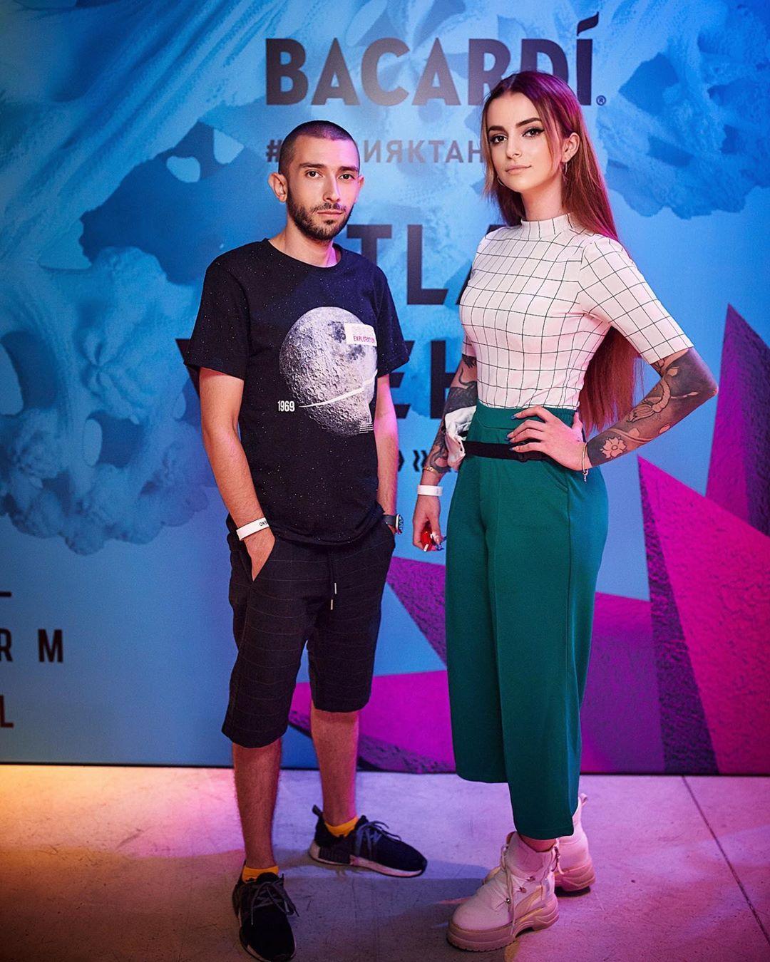 Александра Киевская и Сергей