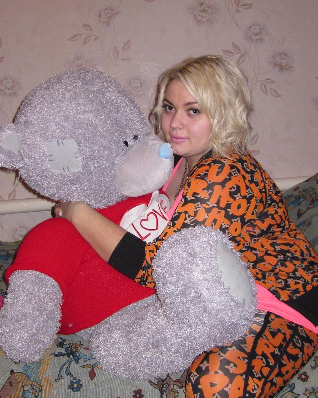 Юлия Фомина в 20 лет